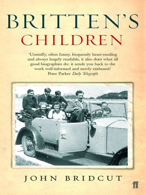 cover image of Britten's Children