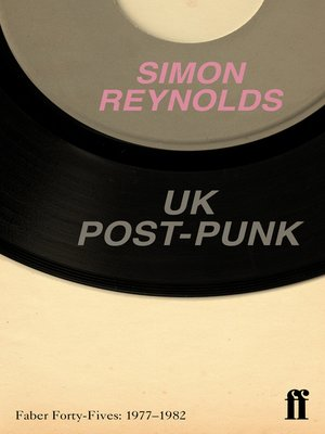 cover image of UK Post-Punk