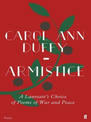 cover image of Armistice