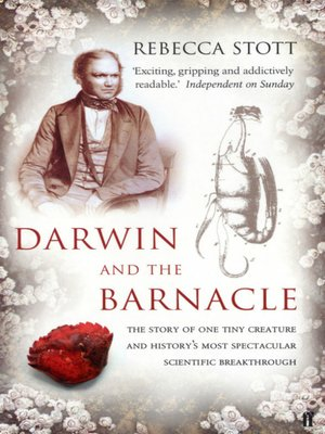 cover image of Darwin and the Barnacle