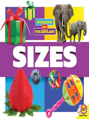cover image of Sizes