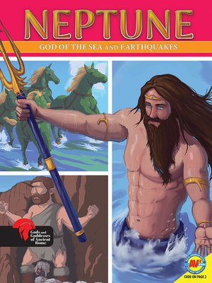 cover image of Neptune God of the Sea and Earthquakes