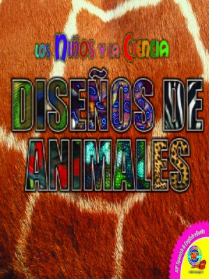 cover image of Diseños de Animales (Animal Patterns)