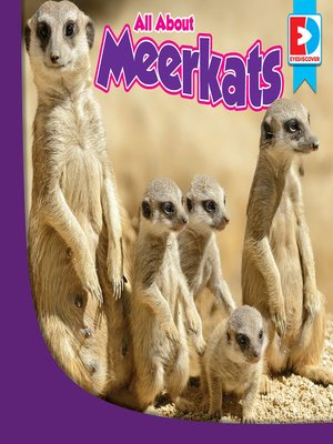 cover image of All About Meerkats