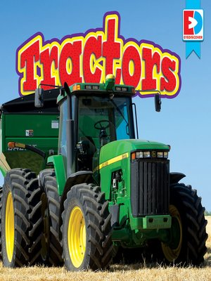 cover image of Tractors