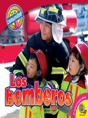 cover image of Los bomberos