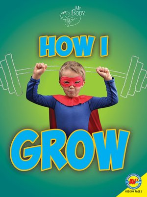 cover image of How I Grow