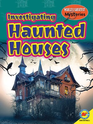 cover image of Investigating Haunted Houses