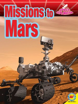 cover image of Missions to Mars