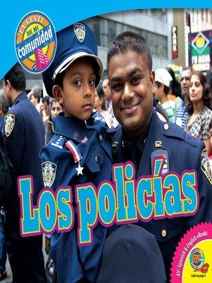 cover image of Los policías