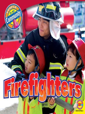 cover image of Firefighters