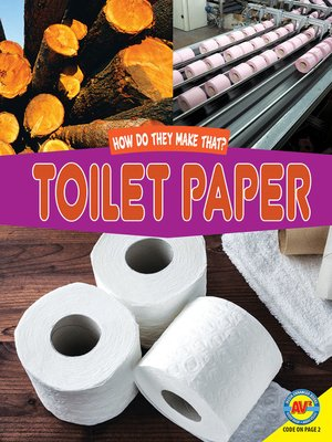cover image of Toilet Paper