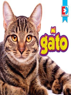 cover image of Mi gato
