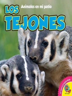 cover image of Los tejones