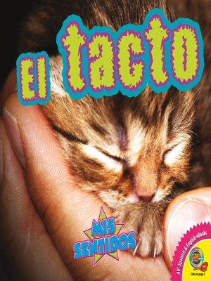 cover image of El tacto (Touch)