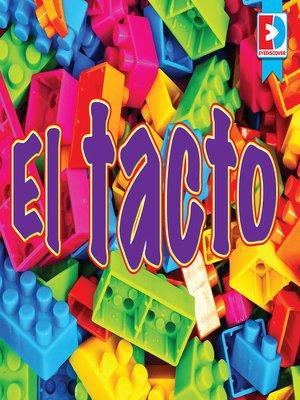 cover image of El tacto