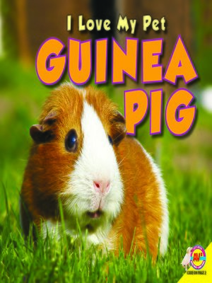 cover image of Guinea Pig