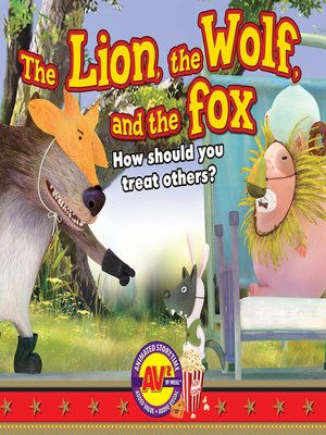cover image of The Lion, The Wolf, and the Fox