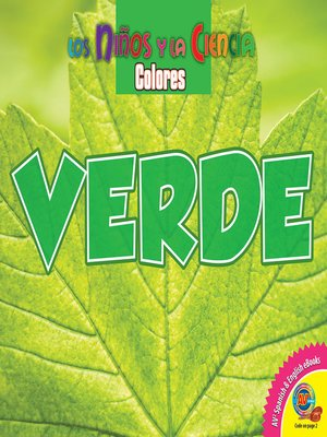 cover image of Verde