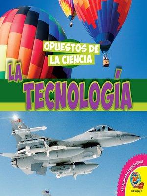 cover image of La tecnología