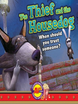 cover image of The Thief and the Housedog