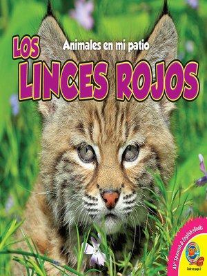 cover image of Los linces rojos