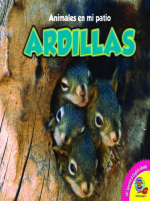 cover image of Ardillas (Squirrels)
