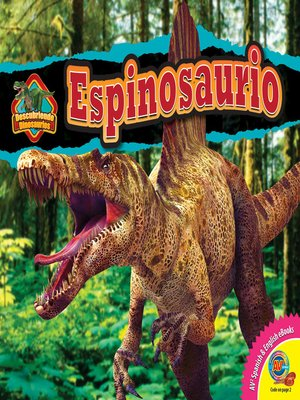 cover image of Espinosaurio