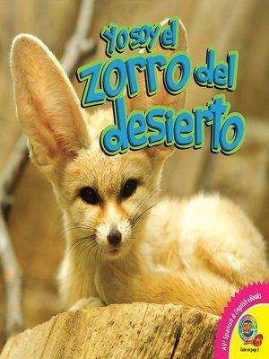 cover image of El zorro del desierto