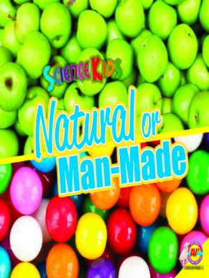 cover image of Natural or Man-Made