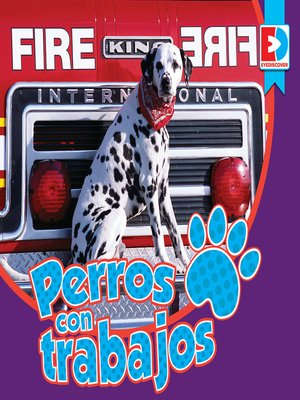 cover image of Perros con trabajos