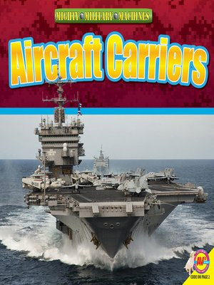 cover image of Aircraft Carriers