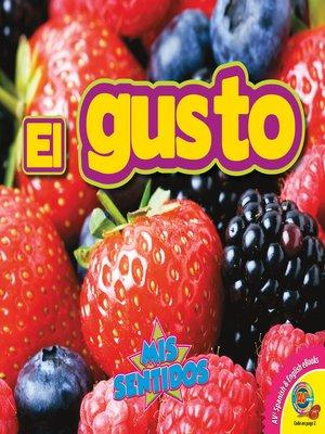 cover image of El gusto (Taste)