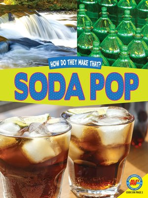 cover image of Soda Pop
