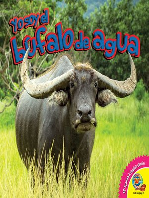 cover image of El búfalo de agua