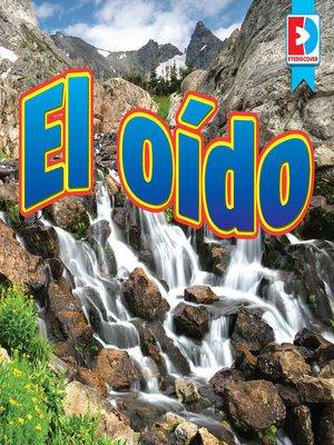 cover image of El oído