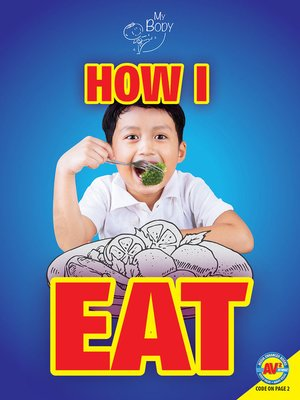cover image of How I Eat