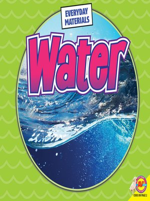 cover image of Water