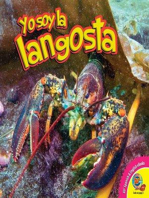 cover image of La langosta