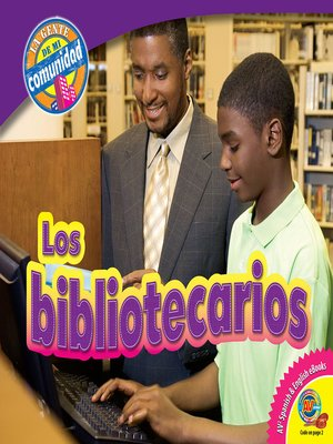 cover image of Los bibliotecarios