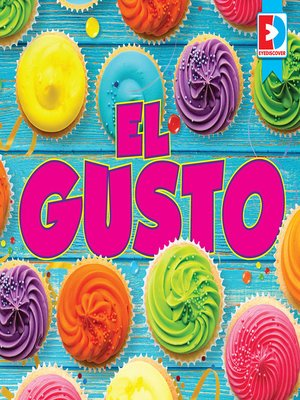 cover image of El gusto