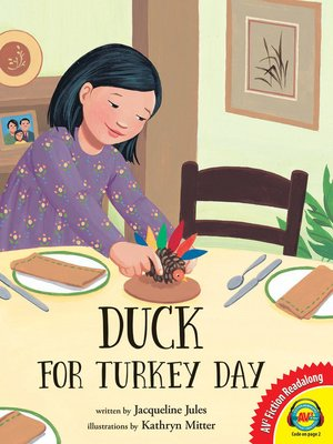 cover image of Duck for Turkey Day