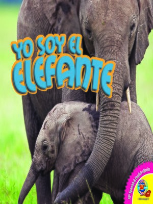 cover image of El elefante (Elephant)