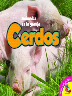 cover image of Cerdos (Pigs)