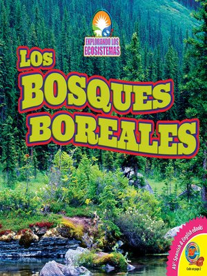cover image of Los bosques boreales