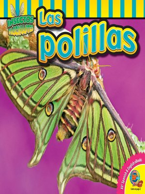 cover image of Las polillas