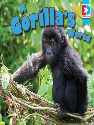 cover image of A Gorilla's World