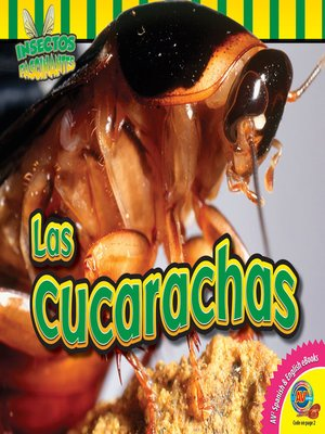 cover image of Las cucarachas
