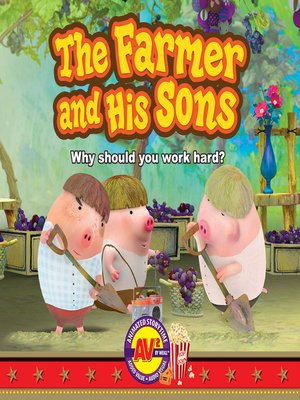 cover image of The Farmer and His Sons