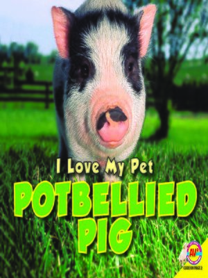 cover image of Potbellied Pig